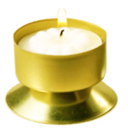 tealight Holder Brass