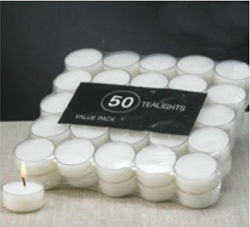 Tealight C650 50PCS-PACK Image